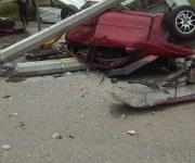 Tráiler sin frenos deja saldo de 7 muertos y 12 heridos
