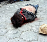Linchan a acusado de robo en Tlaxcala