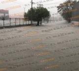 Cierran vialidades en colonias inundadas en Reynosa