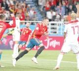 España empata de último minuto