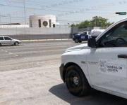 Registra Reynosa bloqueos en varios puntos de la ciudad