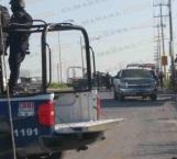 Topón en Reynosa deja media docena de policías heridos