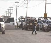 'Topón': policía muerto y civil herido de bala