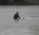 Flota el cuerpo de persona ahogada en el Río Bravo