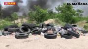 Endurecerán multas a quien tire basura