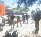 Revientan casa de seguridad para indocumentados