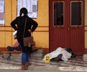 Matan en Oaxaca a 13 personas en emboscada