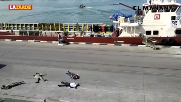 ´En el nombre de Alá´, ataque bioterrorista en Tampico; llevan a cabo simulacro