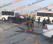 Muere policía estatal en fuego cruzado