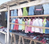 Nulas ventas en tianguis 'El Riel'