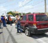 Carambola deja 5 lesionados en Reynosa