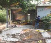 Fallece hombre en el patio de su casa, en Reynosa