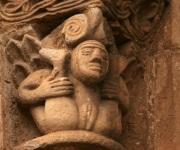 La sexualidad en el arte románico
