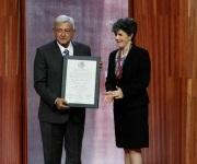 Respeto a la división de Poderes, ofrece López Obrador