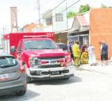 Fuga de gas moviliza a los bomberos