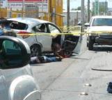 Abate policía a dos civiles en Reynosa