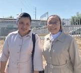 Cambian a directora de  la Casa del Migrante entra misionera