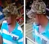 Identifican cámaras a asaltante de tiendas