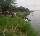 Extraen cadáver en el río Pánuco