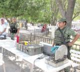 Canjean armas en Díaz Ordaz