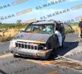 Muere conductor responsable de accidente