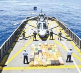 Caen 8 Ton. De cocaína en costas de Oaxaca