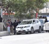 A balazos rescatan vehículo