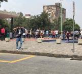 Disturbios en Rectoría de la UNAM dejaron 4 heridos