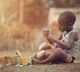 Fotógrafo hace conmovedores  retratos que  capturan la  inocencia de la infancia
