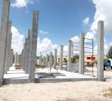 Avanza construcción del Centro de Bienestar y Paz