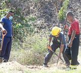 Documenta la CNDH mil 303 fosas clandestinas