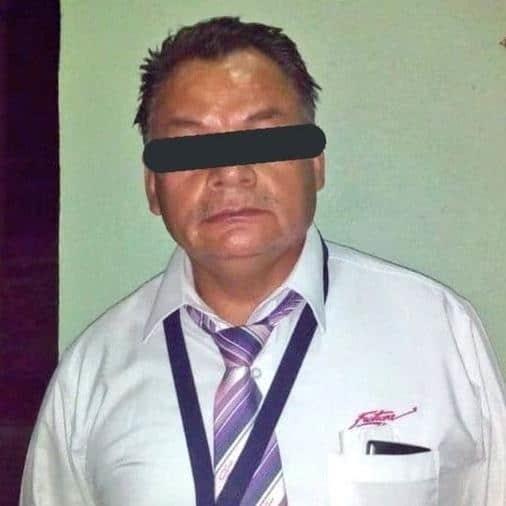 ARRESTADOS. Conductores del autobús de pasajeros de la Linea Futura en la que llevaban ocultos 2 millones de dólares.