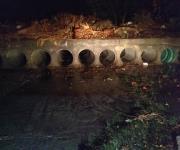 Desplegó PCyB, acciones contra inundaciones