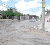Fin a sucirio para residentes de La Presa por trabajos de la Comapa