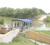 Frena río al chalán