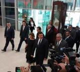 Rinde II Informe de Gobierno el gobernador Francisco García Cabeza de Vaca