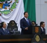 Rindió su Segundo Informe el Gobernador de Tamaulipas