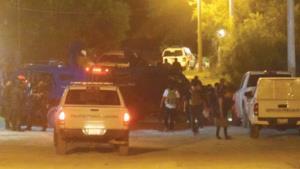Enfrentamiento deja dos muertos y un policía estatal herido