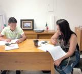 Aplican examen diagnóstico para primaria y secundaria