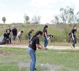 En marcha limpieza de río Bravo