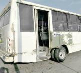 Castigan a consecionarios del transporte para un mejor servicio a usuarios