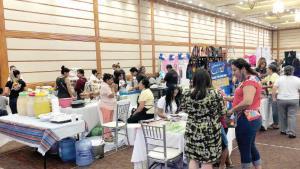 Apoya a expositores locales Secretaría de Economía y emprendedores