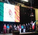 Conmemoran El Grito texanos y mexicanos