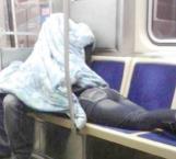 Incomodidad en el Metro