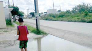 Pululan fugas de agua potable