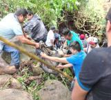 Suman 7 muertos por lluvias en Michoacán