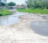 Molestia entre ciudadanos por fugas de aguas