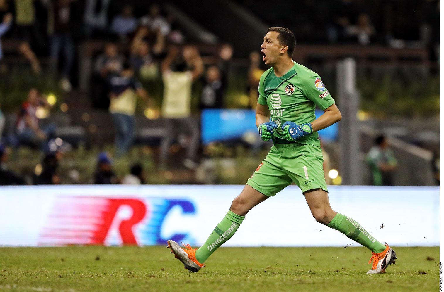 América, cuyo portero es Agustín Marchesín, igualó en el Clásico Nacional y ahora tendrá que librar la rifa del tigre antes de meterse a la Liguilla.