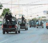 Fuerte movilización policiaca tras supuesta 'emboscada'