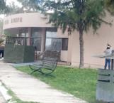 Limpian instalaciones de Seguridad Pública
